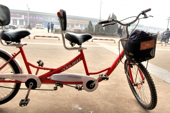 chinese-double-bike