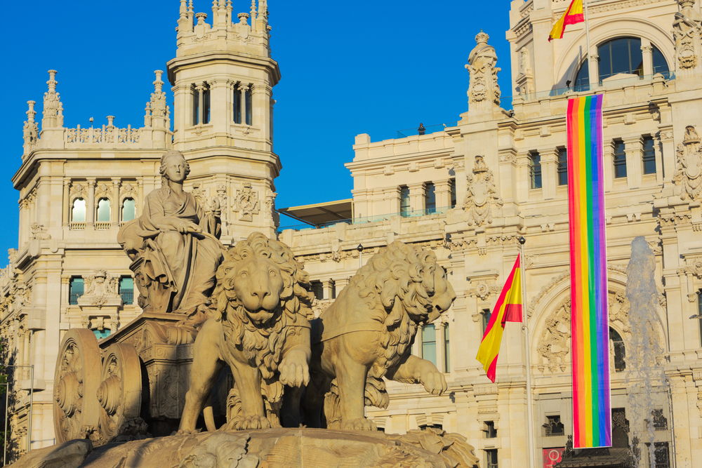 Gay Accommodation in Madrid - Gay Hotels and LGBT-friendly places