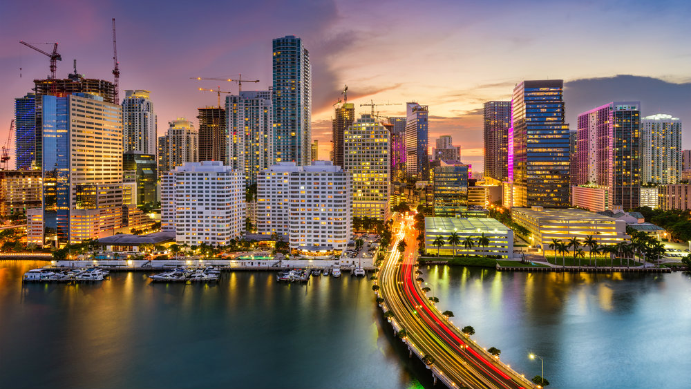 Best area to stay in Miami - Downtown