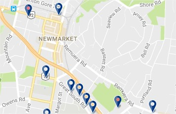Newmarket - Click to see all hotels
