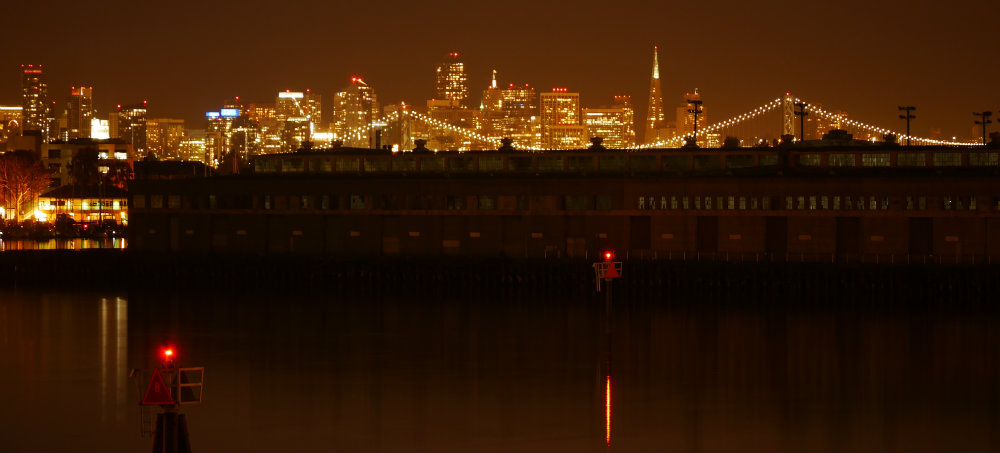 Stay in Oakland - Bayfront