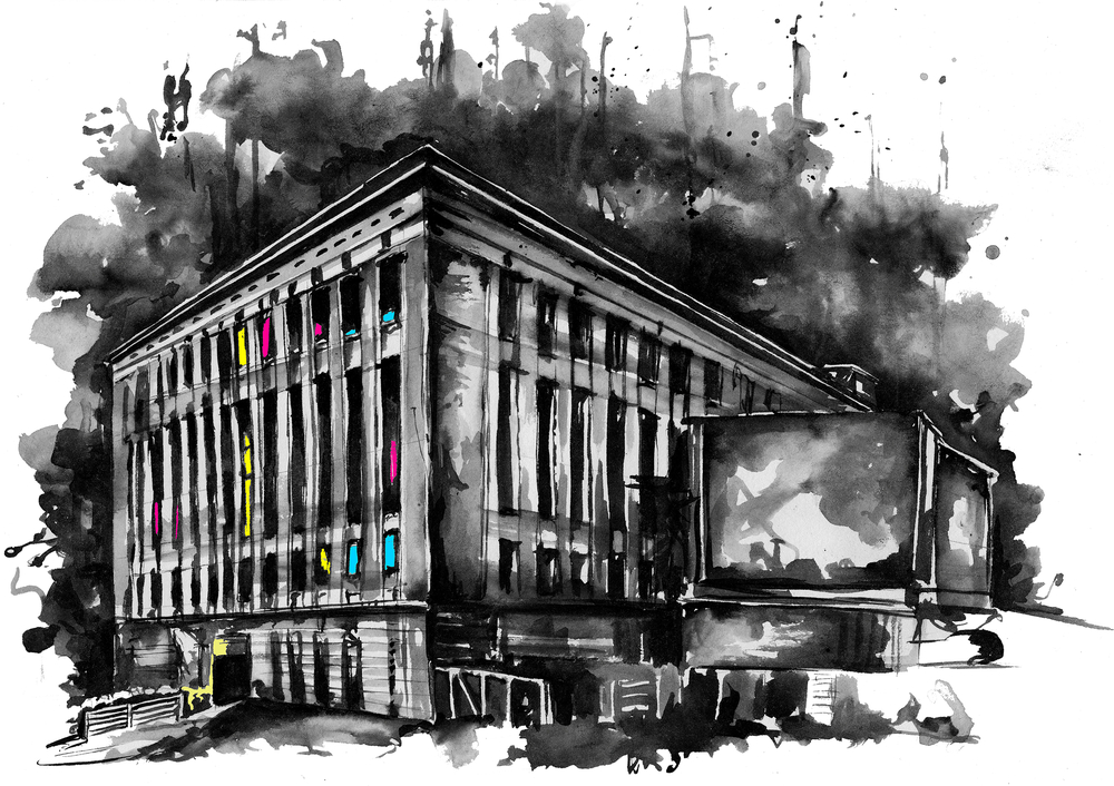 Best areas to stay in Berlin for Nightlife - Berghain