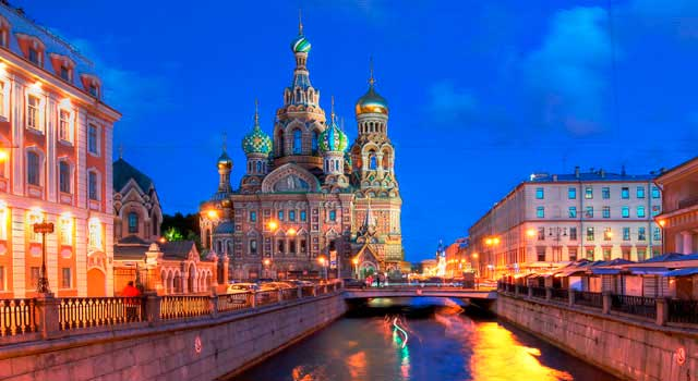 Where to stay in Saint Petersburg, Russia - Best areas and hotels