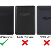 Funda MoKo Kindle Paperwhite Ultra Slim