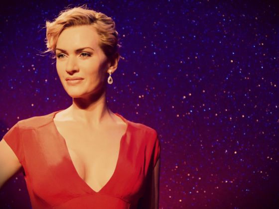 Kate Winslet - Madame Tussauds