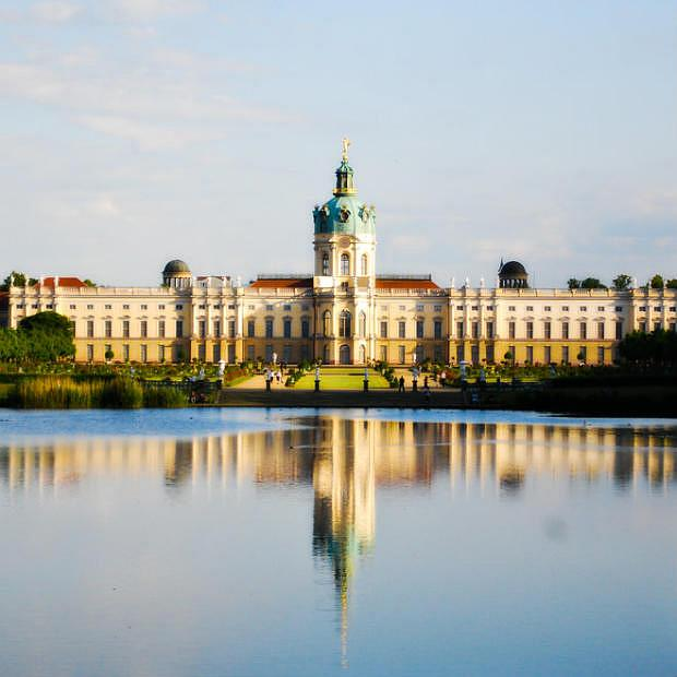 Staying in Berlin Charlottenburg
