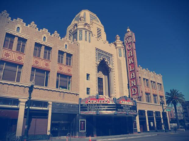 Fox Theater - Oakland