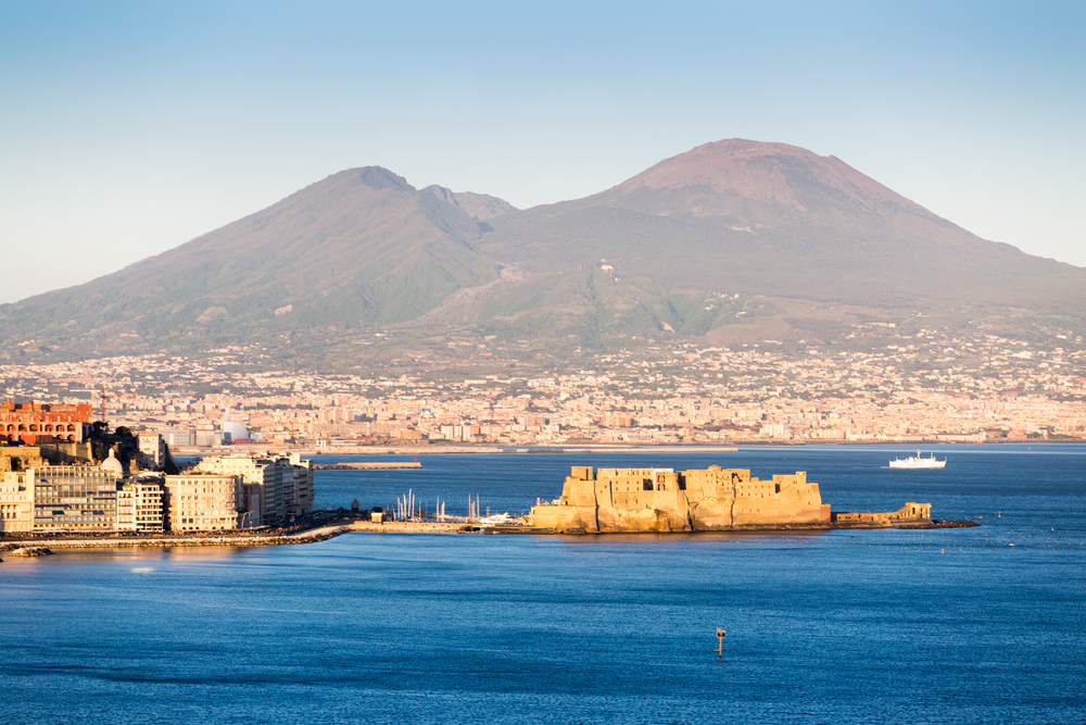 Stay in Posillipo, Naples