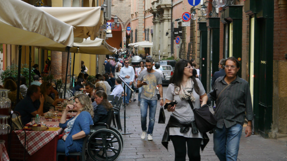 Best area to stay in Bologna - Centro Storico