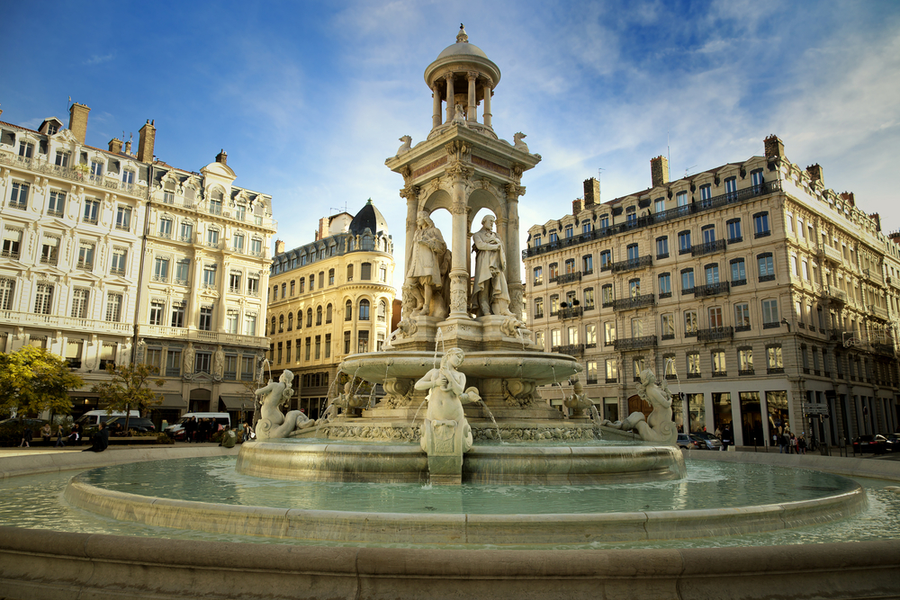 Where to stay in Lyon - La Presqu'Ile