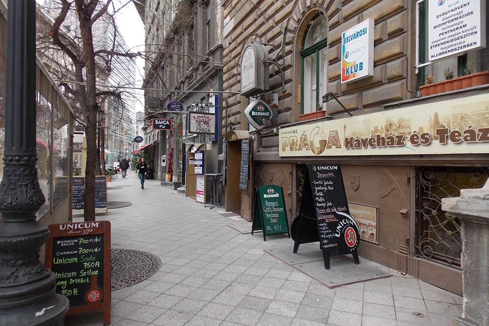 Józsefváros - Best areas to stay in Budapest