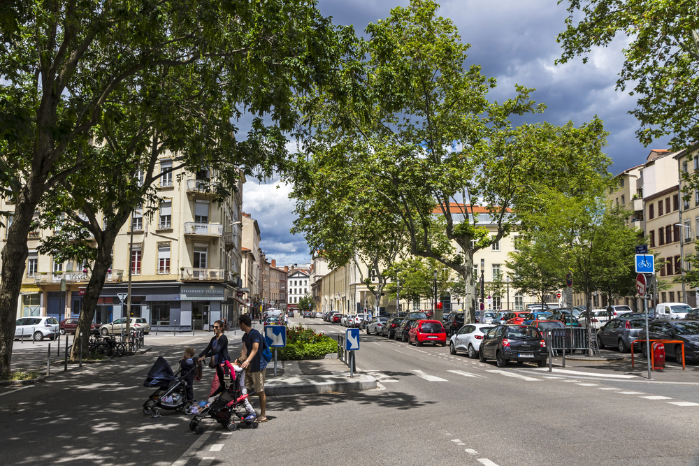 Best neighbourhoods to stay in Lyon - 7th arrondissement