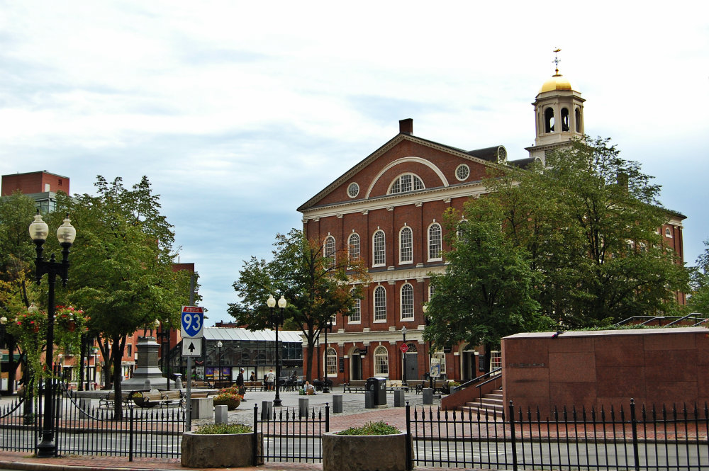 Faneuil Hall - Qué ver en Boston