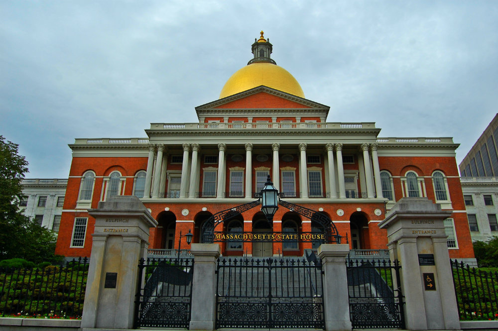 New State House - Atracciones de Boston