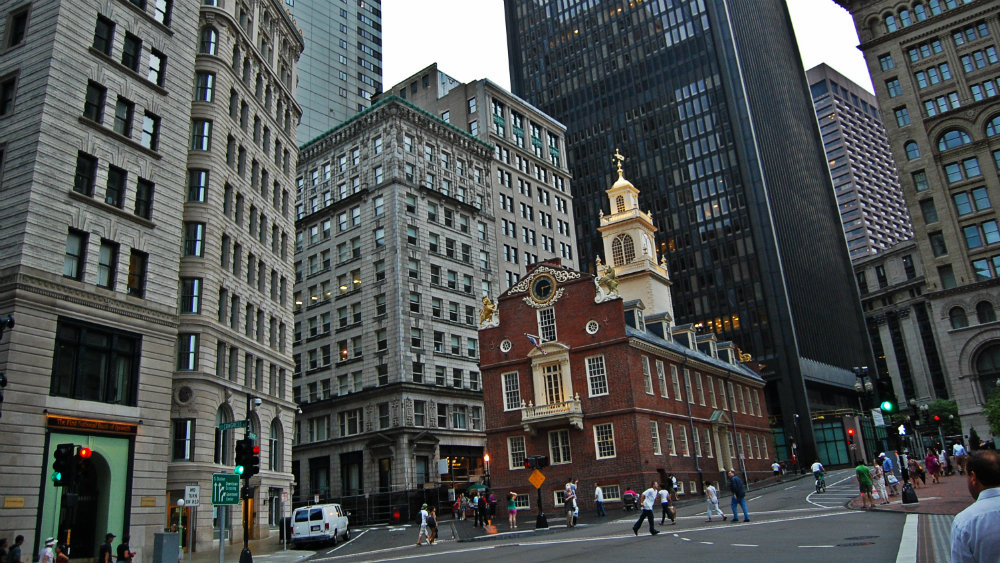 Qué ver en Boston - Old State House