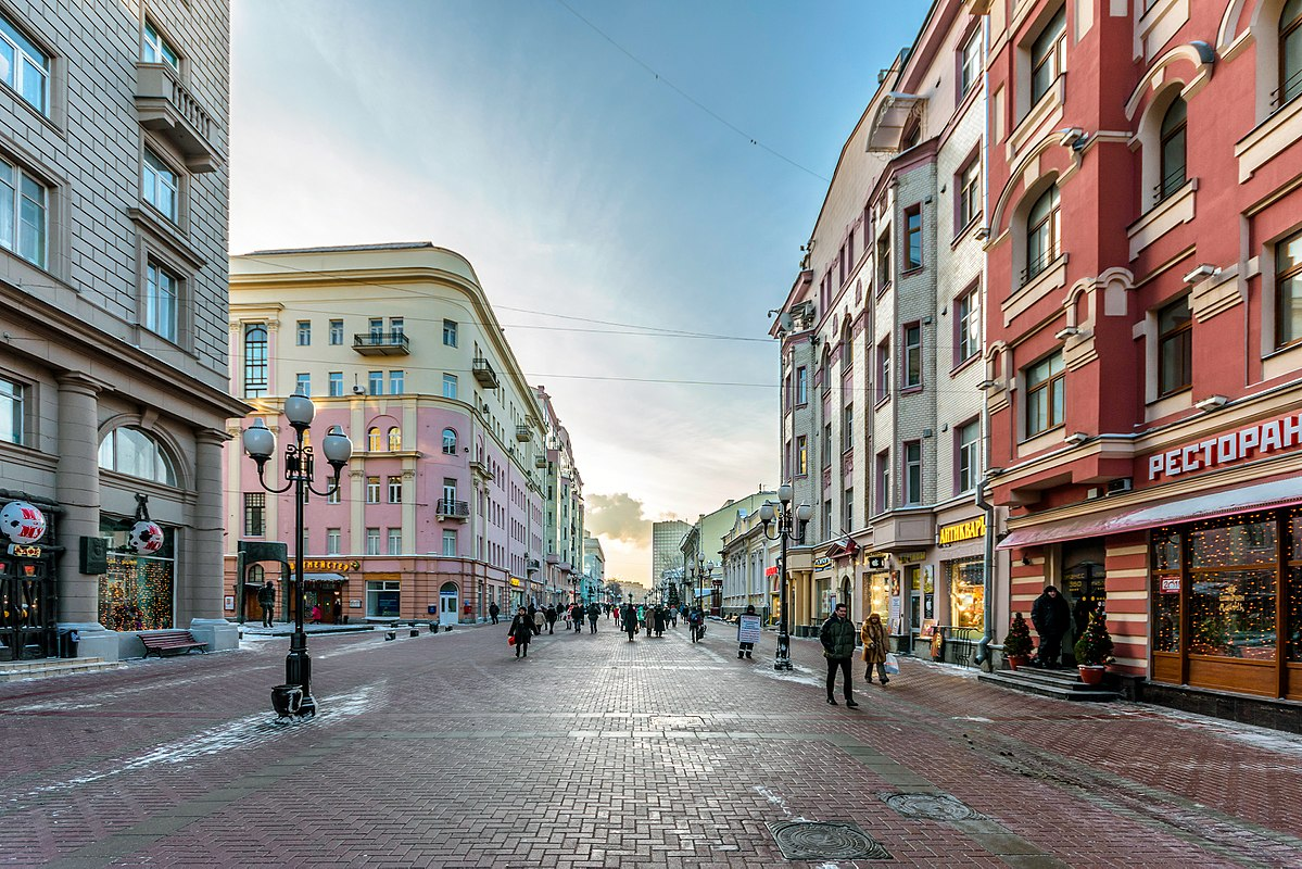 Where to stay in Moscow – Arbat