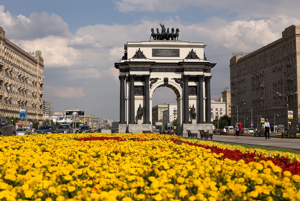 Where to stay in Moscow - Arc de Triomphe- Dorogomilovo