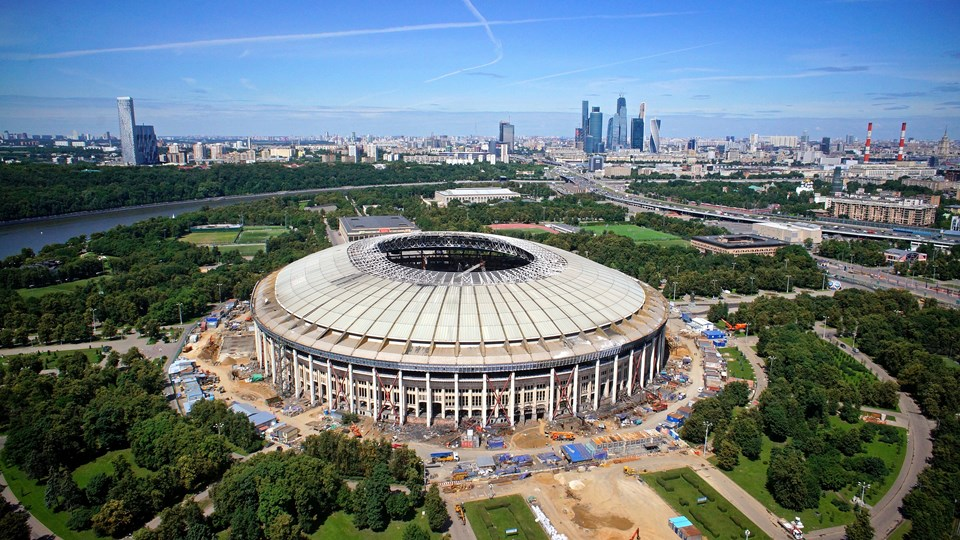 Luzhniki Stadium - Best areas to stay for the 2018 World Cup in Russia