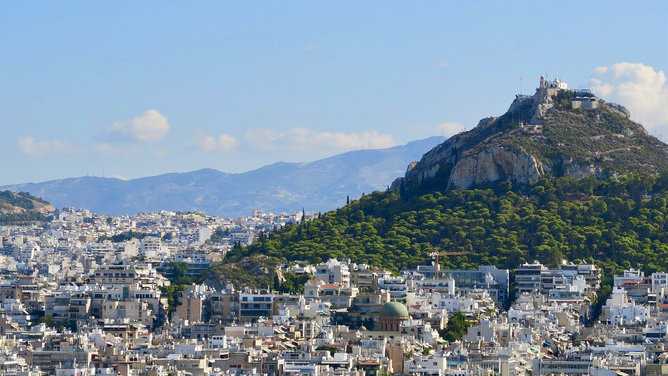 Where to stay in Athens - Kolonaki