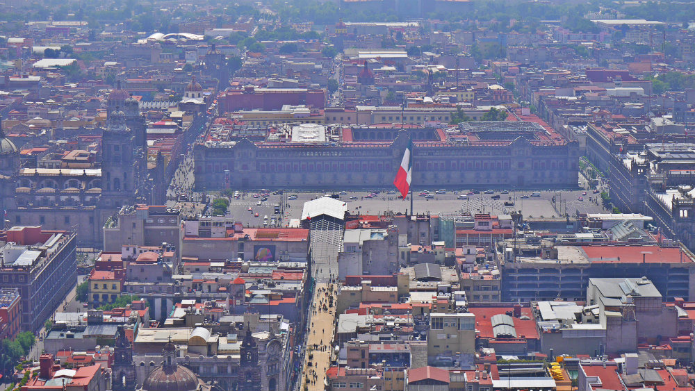 Best areas to stay in Mexico City