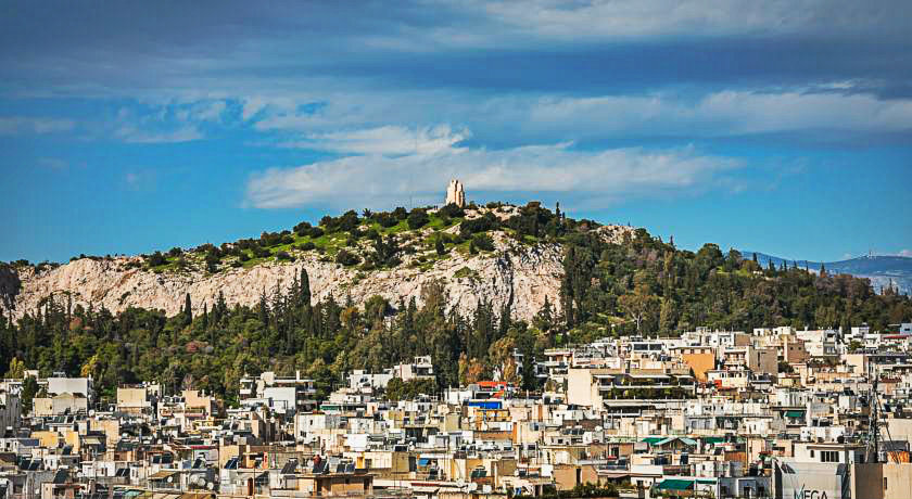 Koukaki - Top districts to stay in Athens
