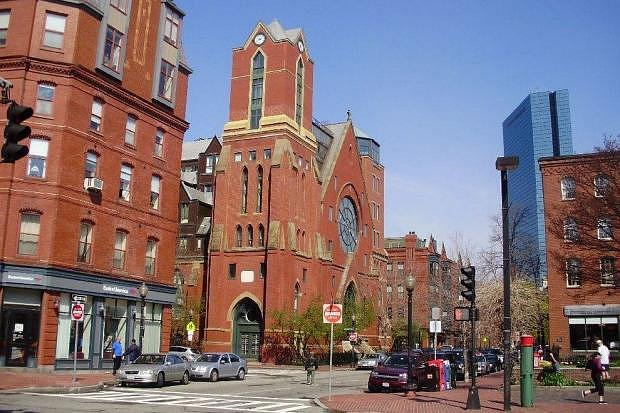 Boston South End -- Best areas to stay in Boston