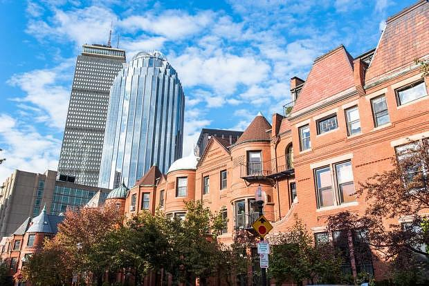 Where to stay in Boston - Back Bay
