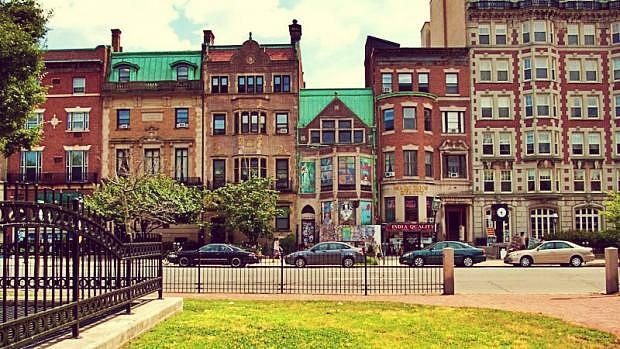 Fenway - Kenmore -- Best areas to stay in Boston