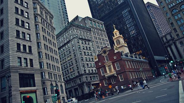 Convenient area to stay in Boston - Downtown