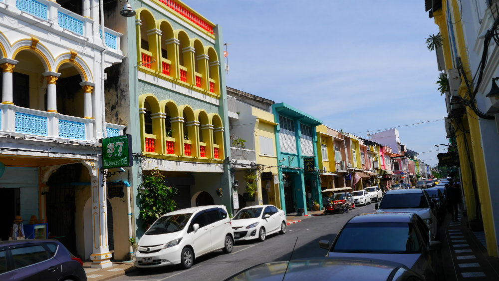 Where to stay in Phuket - Phuket Town