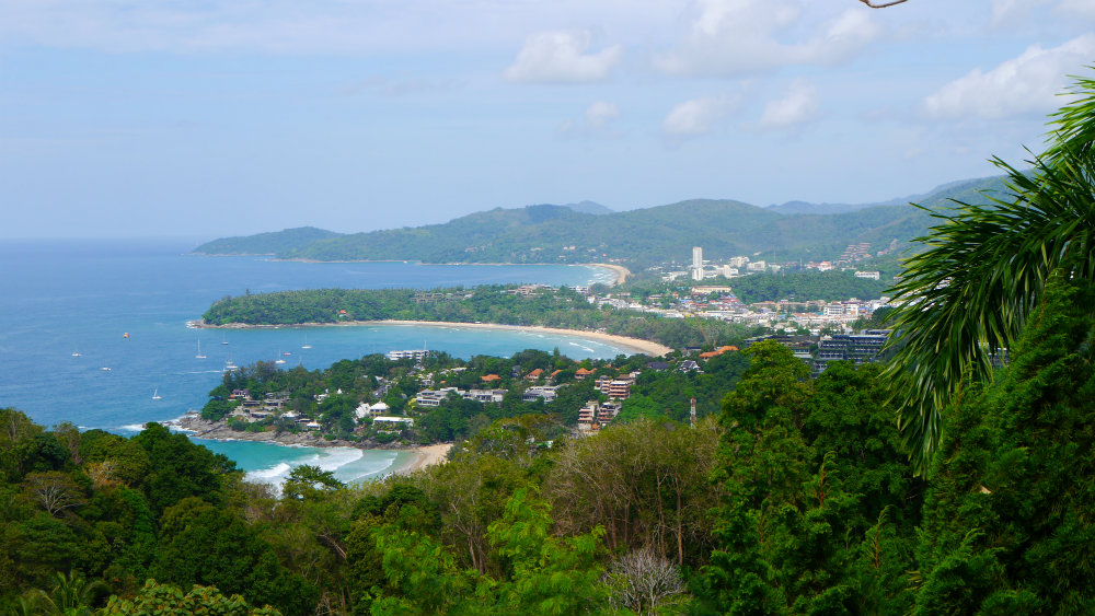 Karon Beach - Best beach resorts to stay in Phuket