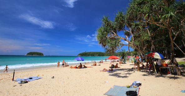 Kata Beach - Where to stay in Phuket Island