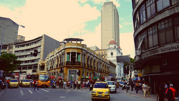 Best areas to stay in Medellin - La Candelaria