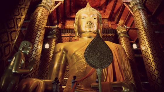 Buddha - Wat Phanan Choeng