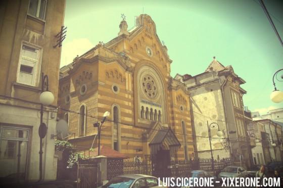 Jewish History Museum Bucharest