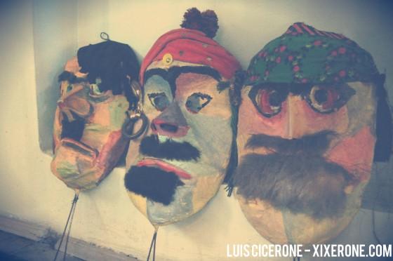 Jewish Museum Masks