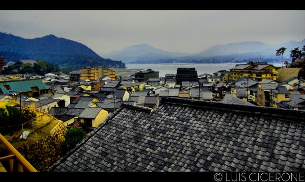 Miyajima Roofs