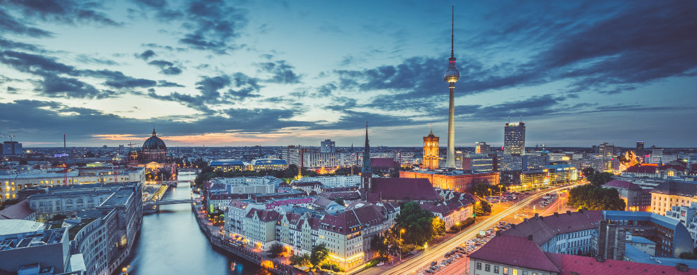 Best areas to stay in Berlin