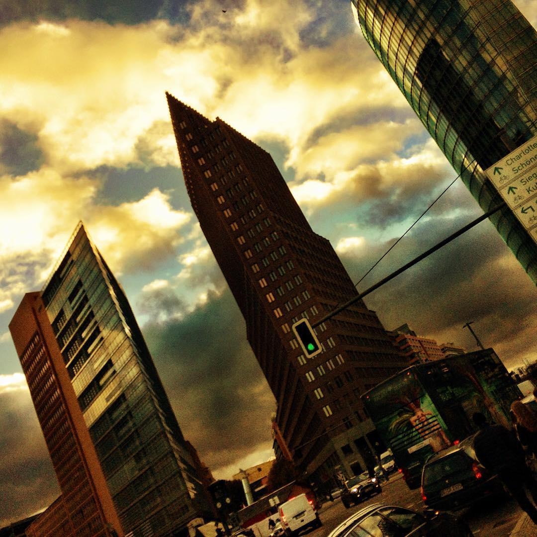 Stay around Potsdamer Platz