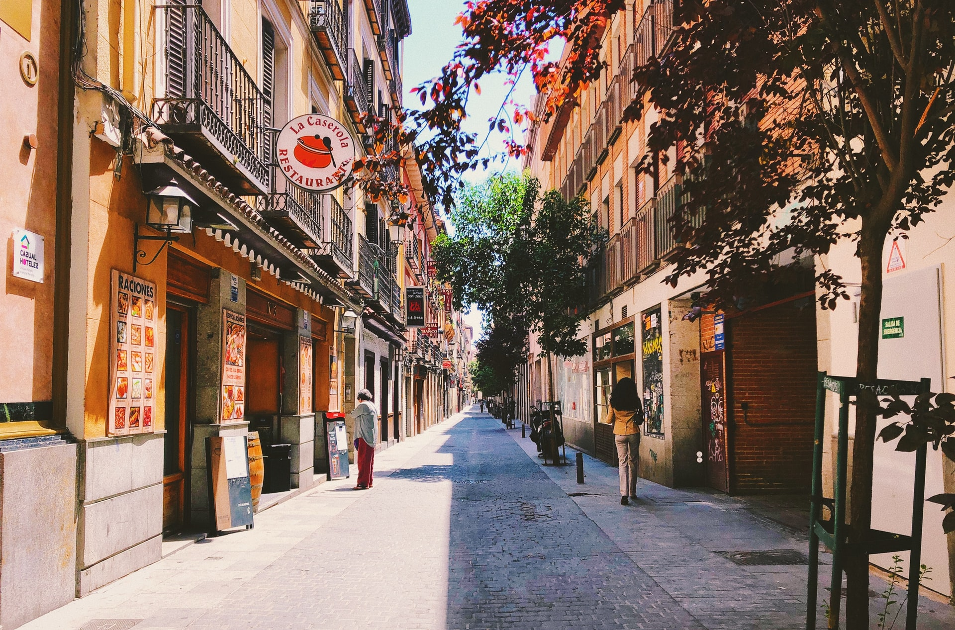 Best Areas to Stay in Madrid