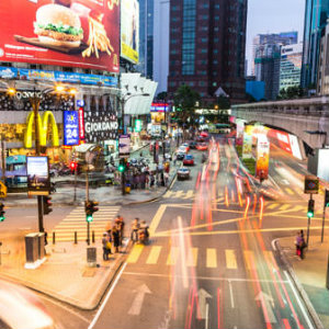 Where to stay in Kuala Lumpur - Bukit Bintang