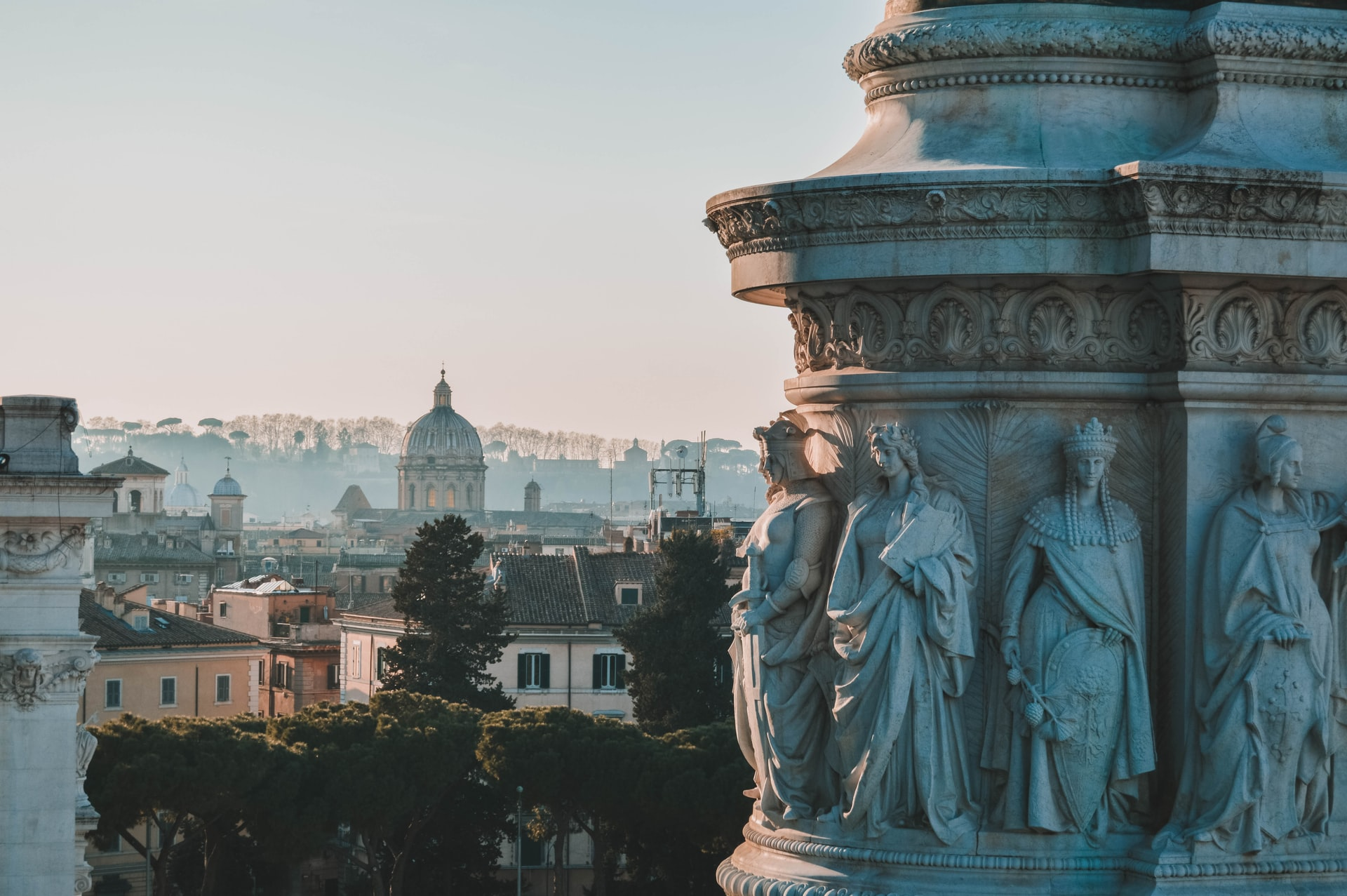 Best Areas to Stay in Rome