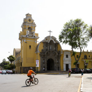 Safest area to stay in Lima - Barranco