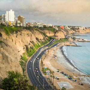 Best area to stay in Lima: Miraflores