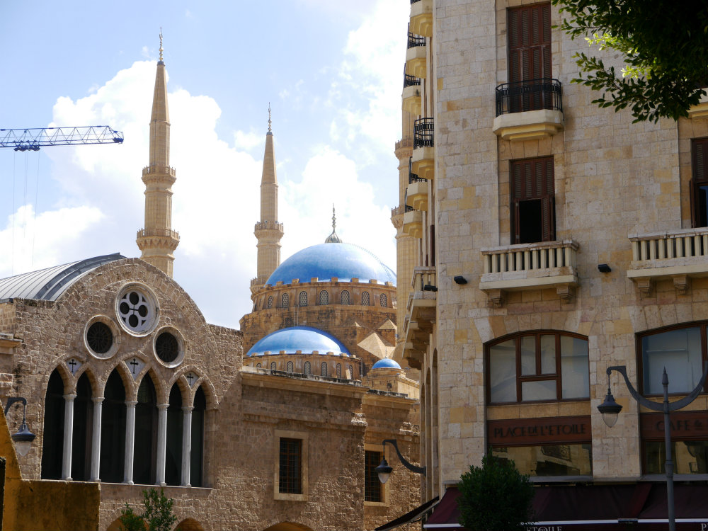 Best area to stay in Beirut