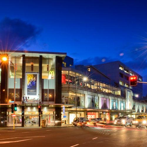 Auckland - Newmarket