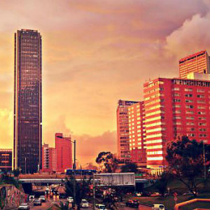 Financial Centre of Bogota