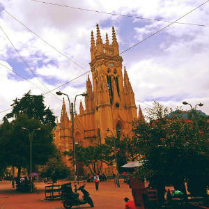 Stay in Chapinero Bogota