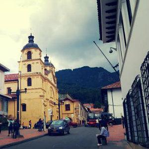 Staying in La Candelaria - Bogotá