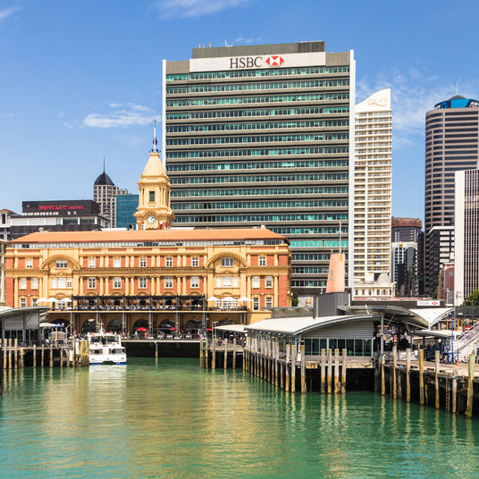 Where to stay in Auckland - Britomart